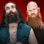 WWE: Aggiornamento su Luke Harper ed Erick Rowan