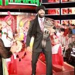 WWE: Jinder Mahal  risponde alle critiche dei fan