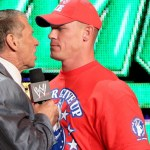 WWE: John Cena vorrebbe interpretare Vince McMahon in un film