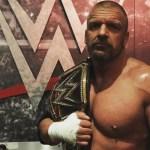 WWE: Triple H tornerà a combattere in India