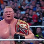 WWE: Brock Lesnar parteciperà a No Mercy?