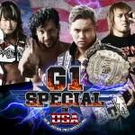 NJPW: Risultati della seconda notte del G1 Special