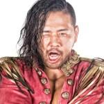 WWE: Shinsuke Nakamura incontra Hiroshi Tanahashi