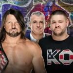 WWE: Clamoroso botta e riposta tra AJ Styles, Shane McMahon e Kevin Owens