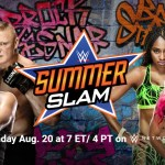 WWE: Cancellato un match dalla Card di Summerslam?