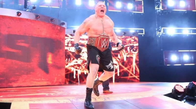 WWE: Nuovi aggiornamenti riguardo al match tra Jinder Mahal e Brock Lesnar