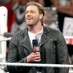 WWE: Edge commenta il suo passaggio dal wrestling alla recitazione