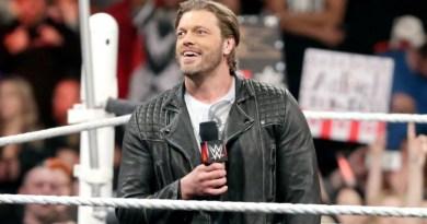 WWE: Aggiornamenti sulla presenza di Edge a Smackdown 1000