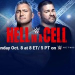 WWE: Card finale di Hell in a Cell 2017
