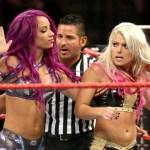 WWE: Sasha Banks e Alexa Bliss fanno la storia ad Abu Dhabi (FOTO&VIDEO)