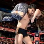 WWE: Hideo Itami nega le voci sul suo addio
