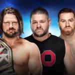 WWE: AJ Styles lancia un messaggio a Kevin Owens e Sami Zayn