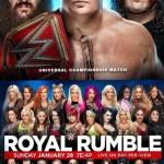 WWE: Chi è ad oggi il favorito per il Royal Rumble Match?