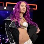 WWE/AEW: Curioso indizio social di Sasha Banks