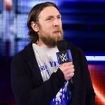 WWE: Aggiornamento sul calendario di Daniel Bryan