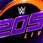 Report: WWE 205 Live 22-05-2018