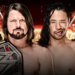 WWE: AJ Styles e Shinsuke Nakamura parlano del loro match di Greatest Royal Rumble