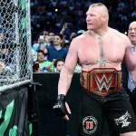 WWE: Brock Lesnar confermato per Summerslam?
