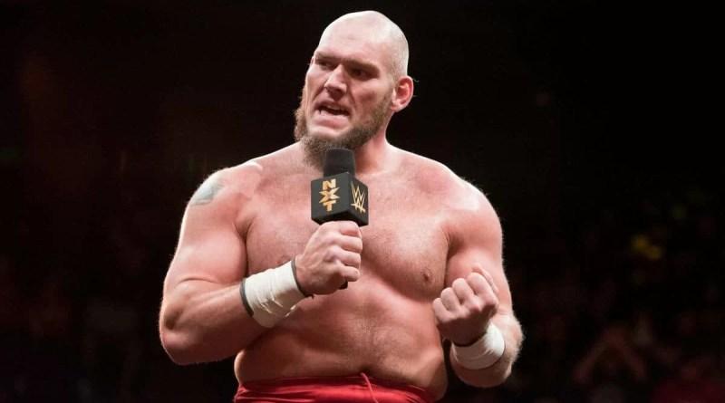 WWE SPOILER RAW: Lars Sullivan commenta la puntata di Raw