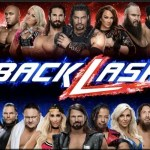 WWE: Card finale di Backlash 2018