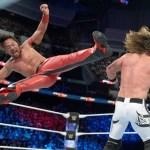 WWE: Annunciato AJ Styles vs Shinsuke Nakamura per Smackdown