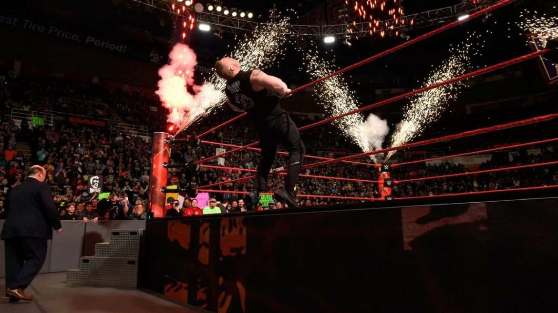 WWE: Perchè la federazione ha rimosso il Merchandising di Brock Lesnar?