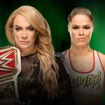WWE: Chi ha preparato il match tra Nia Jax e Ronda Rousey?