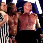 WWE: Shawn Michaels sarà ancora una volta l'arbitro speciale di The Undertaker vs Triple H?