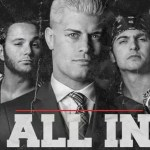 INDIES: Christopher Daniels e altre Superstars della ROH prenderanno parte ad All In