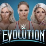 WWE: Quale sarà il main event di Evolution?