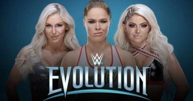 WWE: Card aggiornata di Evolution
