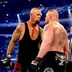 WWE: L'incredibile vittoria di Brock Lesnar contro The Undertaker a Wrestlemania 30 (VIDEO)