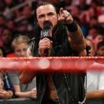 WWE: Drew McIntyre commenta la sua vittoria contro Kurt Angle