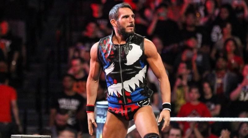 WWE: Infortunio per Johnny Gargano?