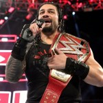 WWE: Roman Reigns è la Superstar che vende più merchandise