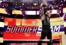 WWE: Roman Reigns commenta la sua vittoria