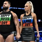 WWE: Lana attacca ancora una volta Rusev