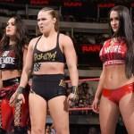 WWE: Aggiornamenti sul possibile match tra Ronda Rousey e Nikki Bella