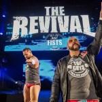 WWE: Membro dei Revival scherza su quanto è accaduto al costume di Sasha Banks a Raw