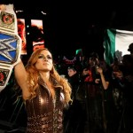 WWE: Becky Lynch ha avuto un battibecco su Twitter con una Superstar di Raw