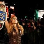 WWE: Becky Lynch rifiuta di fare un'intervista per un motivo scioccante