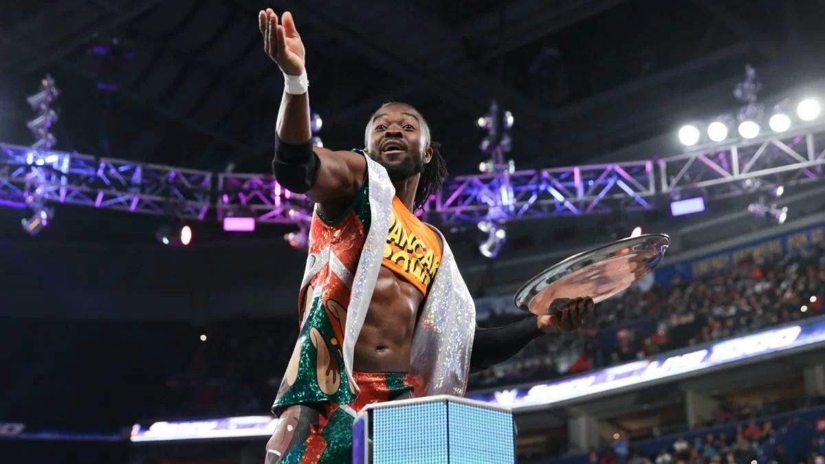 Combate Gauntlet de Kofi Kingston abrirá o SmackDown da próxima semana