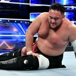 WWE: Infortunio per Samoa Joe
