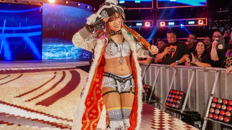 WWE: Kairi Sane lascerà la WWE? *RUMOR*