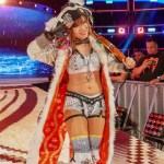 WWE: Kairi Sane saluta NXT (VIDEO)