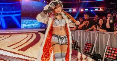 WWE: Aggiornamenti sullo status di Kairi Sane