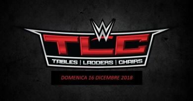 WWE: Quanti titoli cambieranno a TLC?