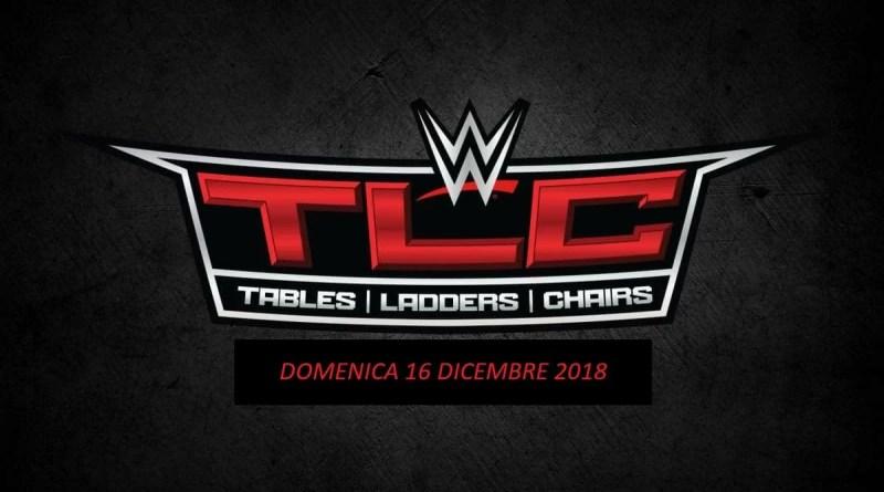 WWE SPOILER RAW: A rischio un match di TLC