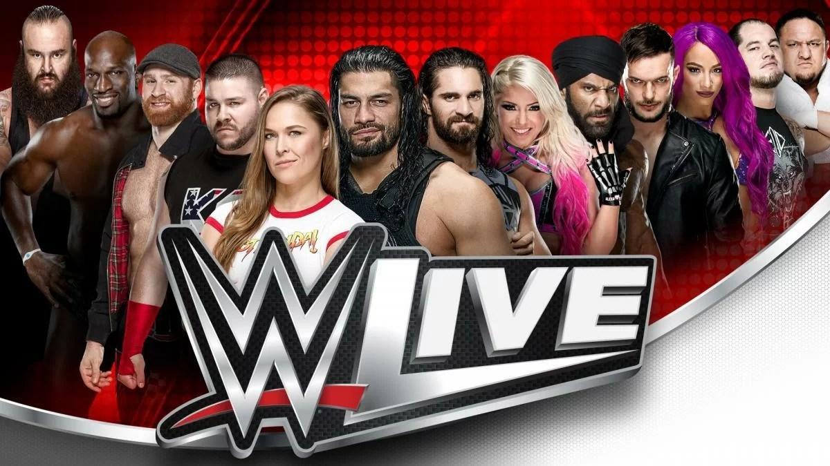 Siti di incontri WWE