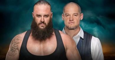 WWE SPOILER TLC: Com'è finito Braun Strowman vs Baron Corbin?